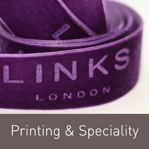 Click to view our printed and speciality section.